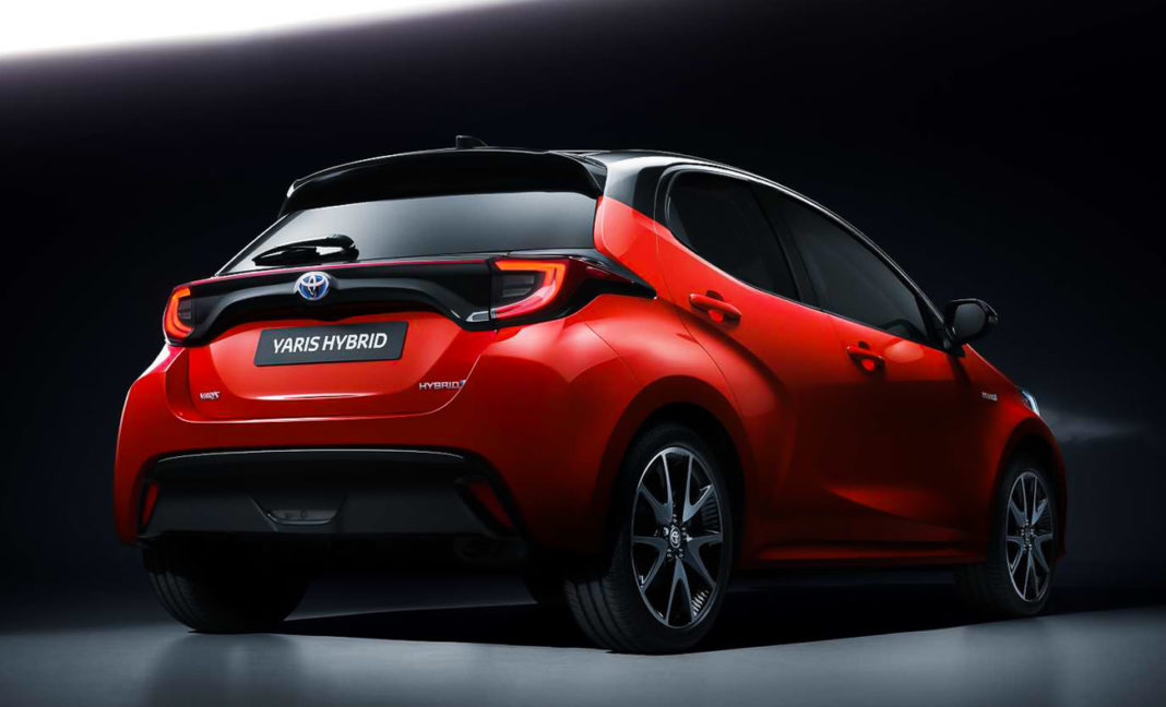 2020 Toyota Yaris Breaks Cover With A Gobsmacking Exterior