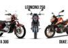 Benelli Leoncino 250 Vs Jawa 300 Vs KTM 250 Duke