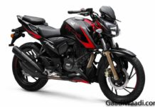 Bluetooth-Enabled TVS Apache RTR 200 Launched At Rs. 1.14 Lakh