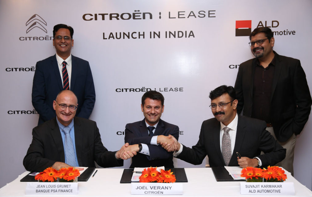 Citroën Lease Launch & Contract Signing 1