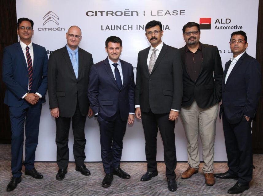 Citroën Lease Launch & Contract Signing 2