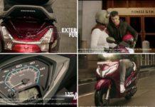 Honda Activa 125 Fi BS6 TVC Released Featuring Akshay Kumar, Twinkle Khanna