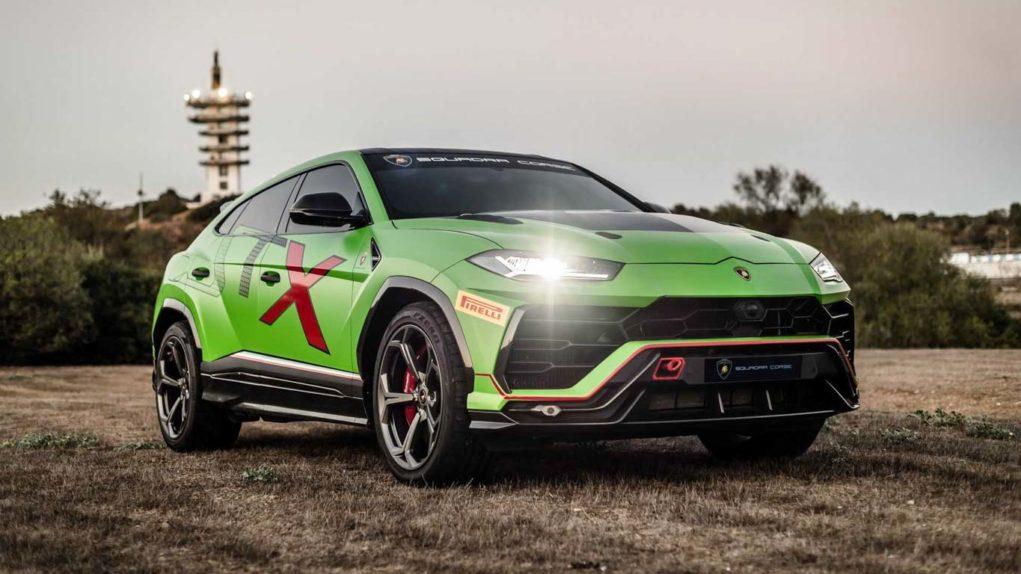 Lamborghini Urus STX-2