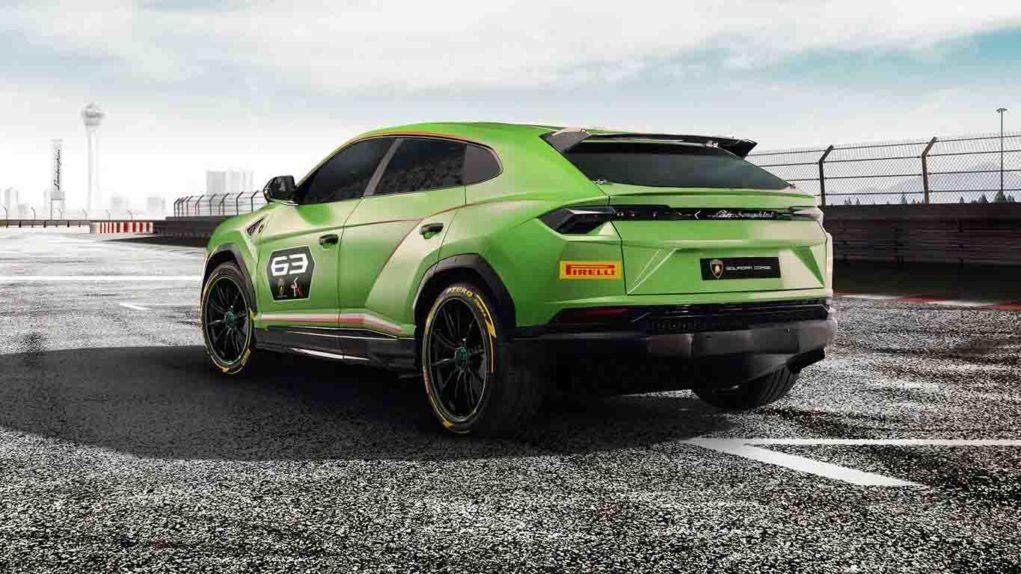 Lamborghini Urus STX-6