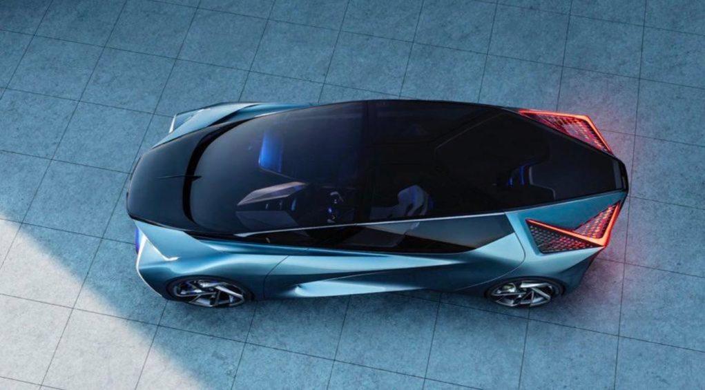 Lexus LF-30 EV Concept