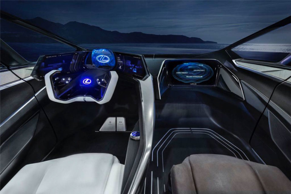 Lexus LF-30 EV Concept-2