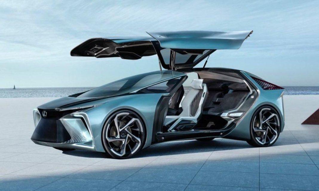 Lexus LF-30 EV Concept-4