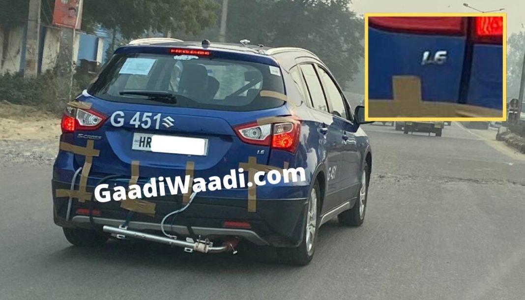 Maruti S-Cross 1.6L Diesel BS6 3