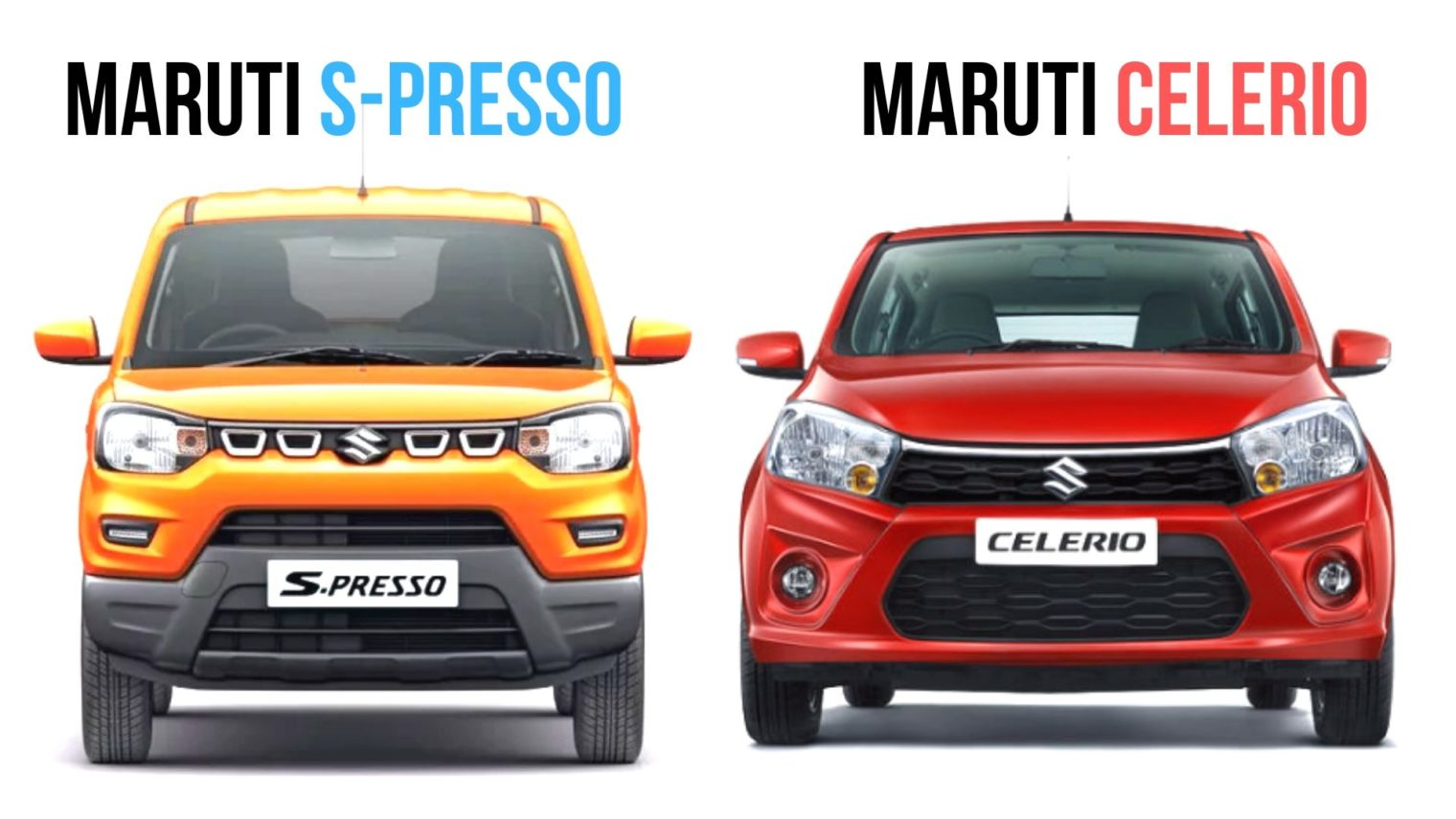 Maruti Celerio Sales Down By 30% In 2019, New S-Presso Effect?
