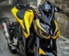 Modified bajaj pulsar NS 200-2