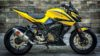 Modified bajaj pulsar NS 200-8