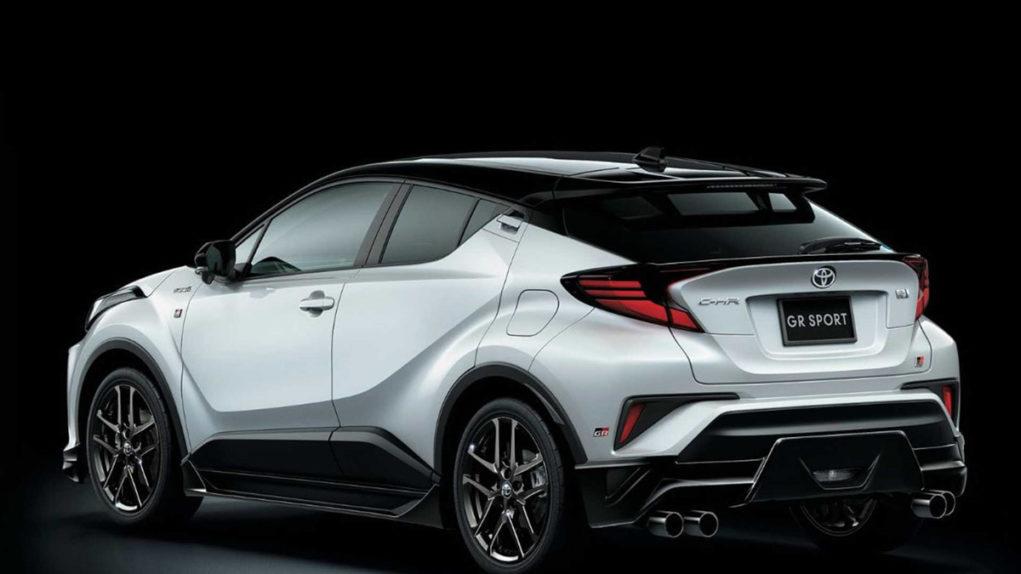 Toyota C-HR GR Sport Rear