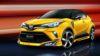 Toyota C-hr Modellista body kits-7