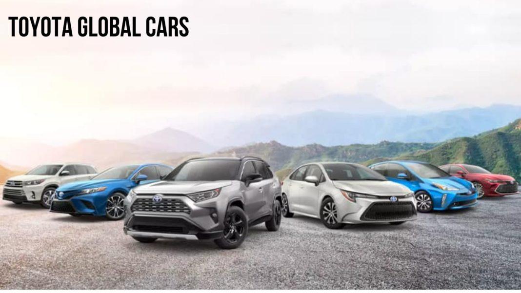 Toyota Global Cars