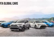 Toyota Global Cars