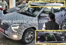 Upcoming 2020 Hyundai Creta