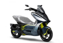Yamaha EB01 Electric Scooter