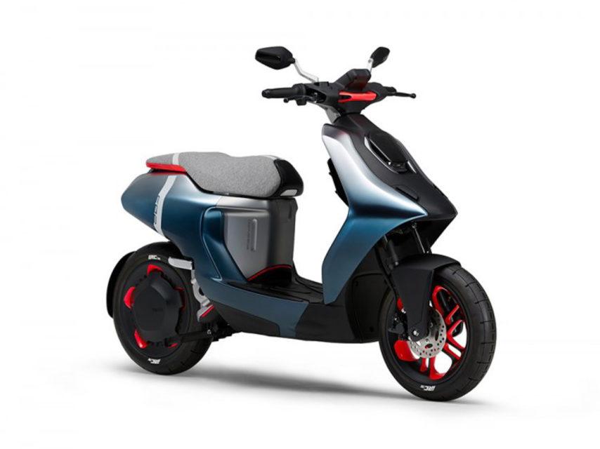 Yamaha EB02 Electric Scooter