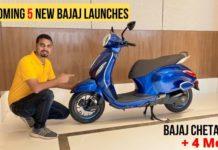 bajaj upcoming launches