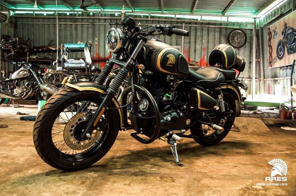 custom RE classic 350-4