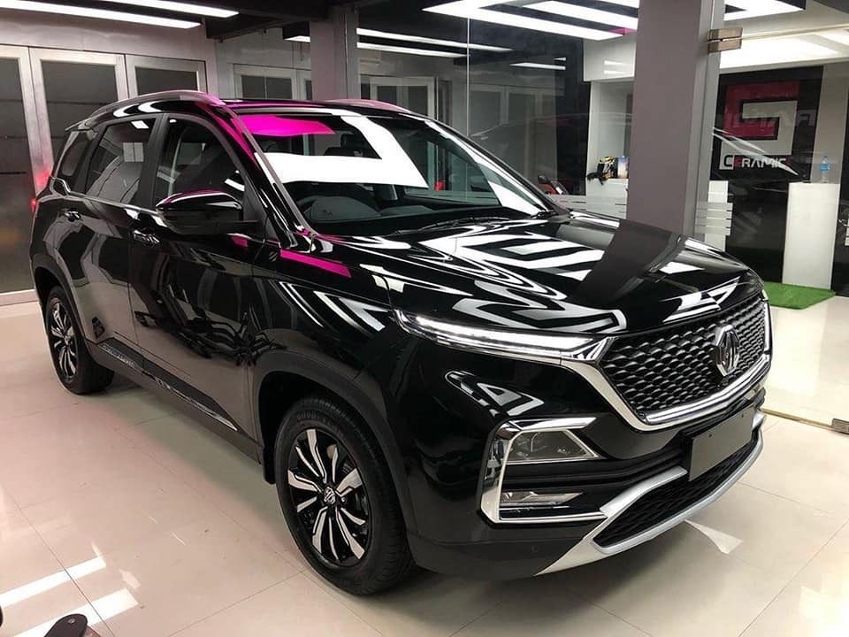 Image result for mg hector images