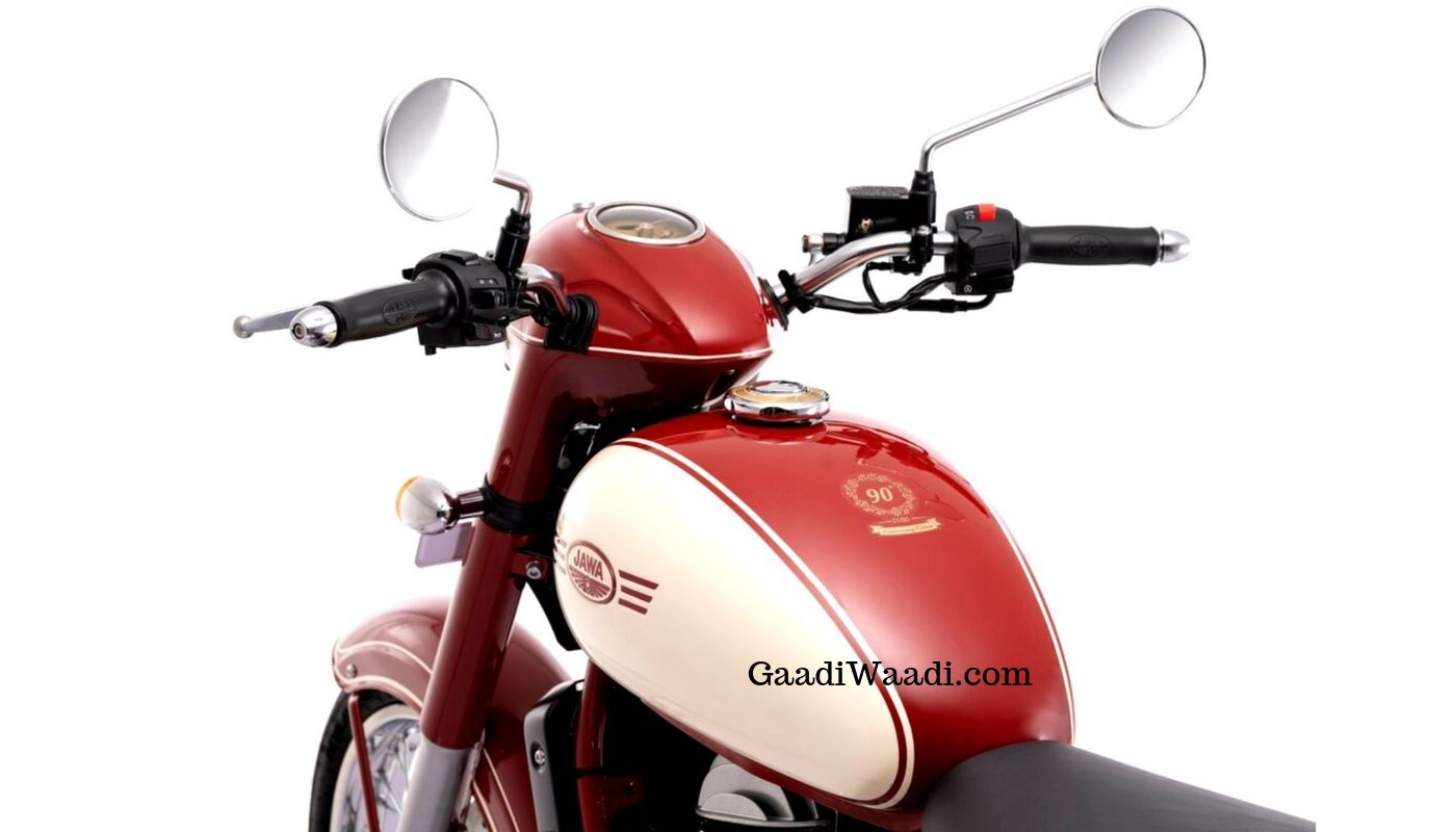 Jawa To Launch Anniversary Edition Soon As Bookings Open - Only 90 Units - GaadiWaadi.com thumbnail
