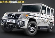 mahindra bolero power+ special edition 1