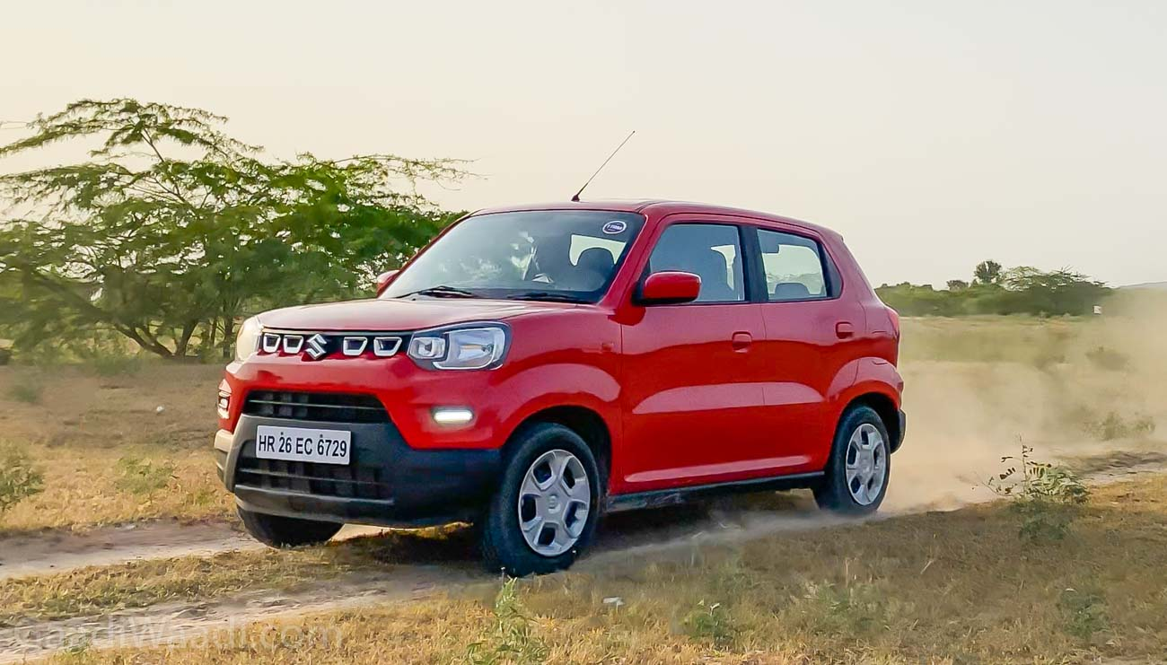 Maruti S-Presso S-CNG Launched Months After Auto Expo Debut
