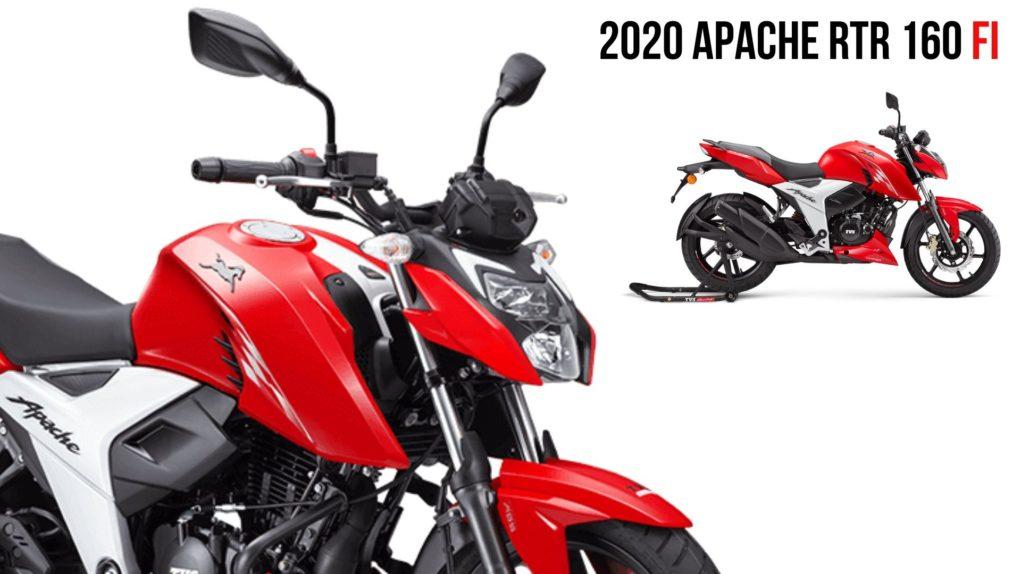 2020 APACHE RTR 160 4V FI