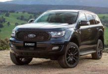 2020 Ford Everest Sport4