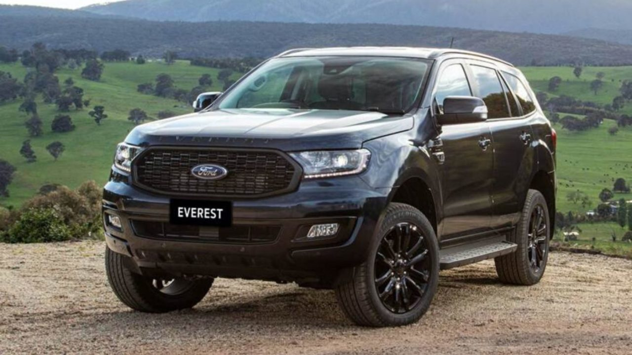 Ford Reveals A New Dark Themed Trim For Everest Endeavour Suv