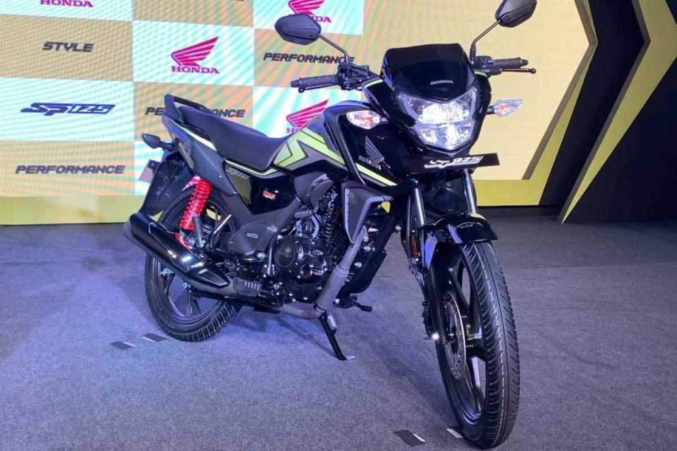 2020 Honda CB Shine SP 125 BS6 Launched 1