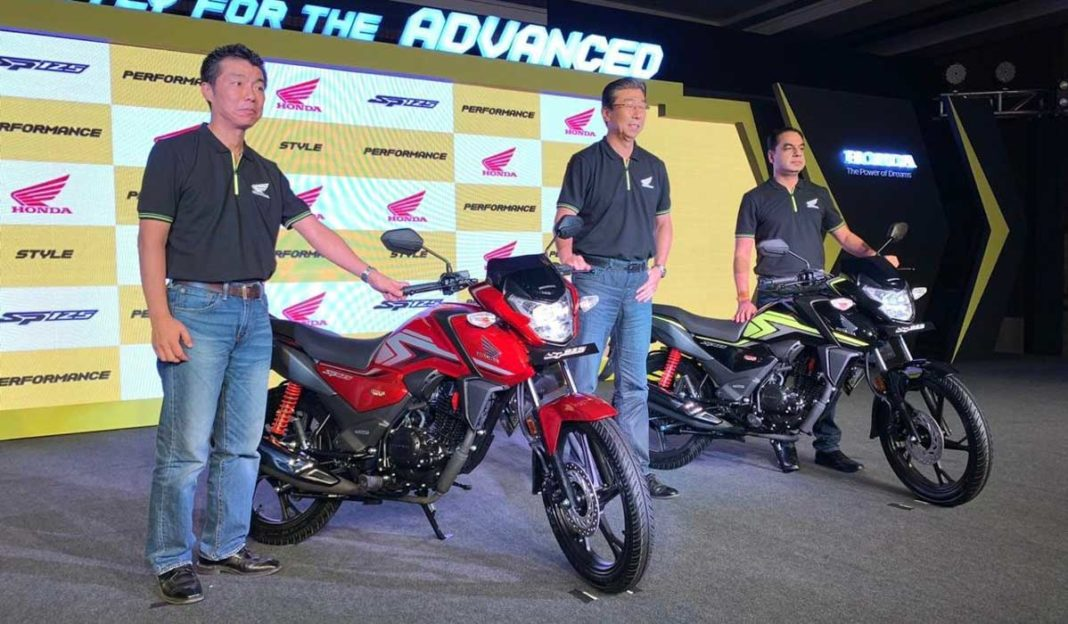 Bs6 Honda Sp 125 Launched In India From Rs 72 900