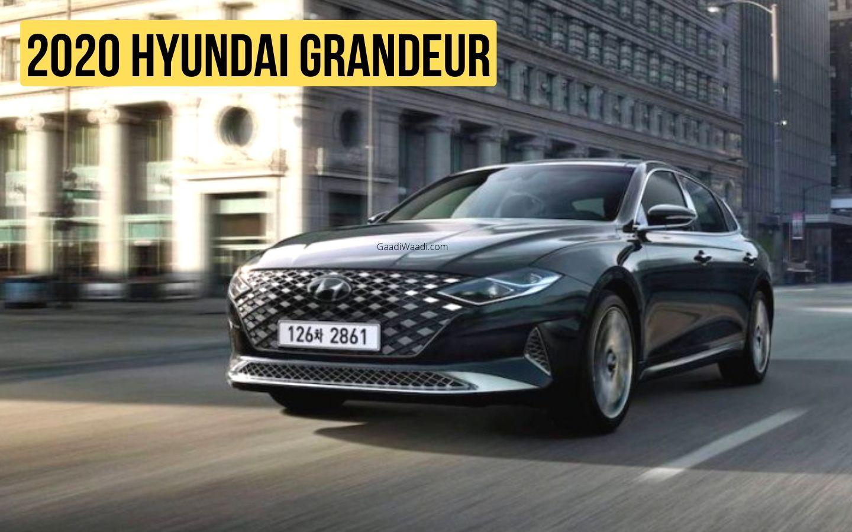 2020 Hyundai Azera Images