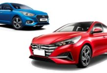 2020 Hyundai Verna Vs Current-gen Verna