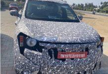 2020 Mahindra XUV 500 1