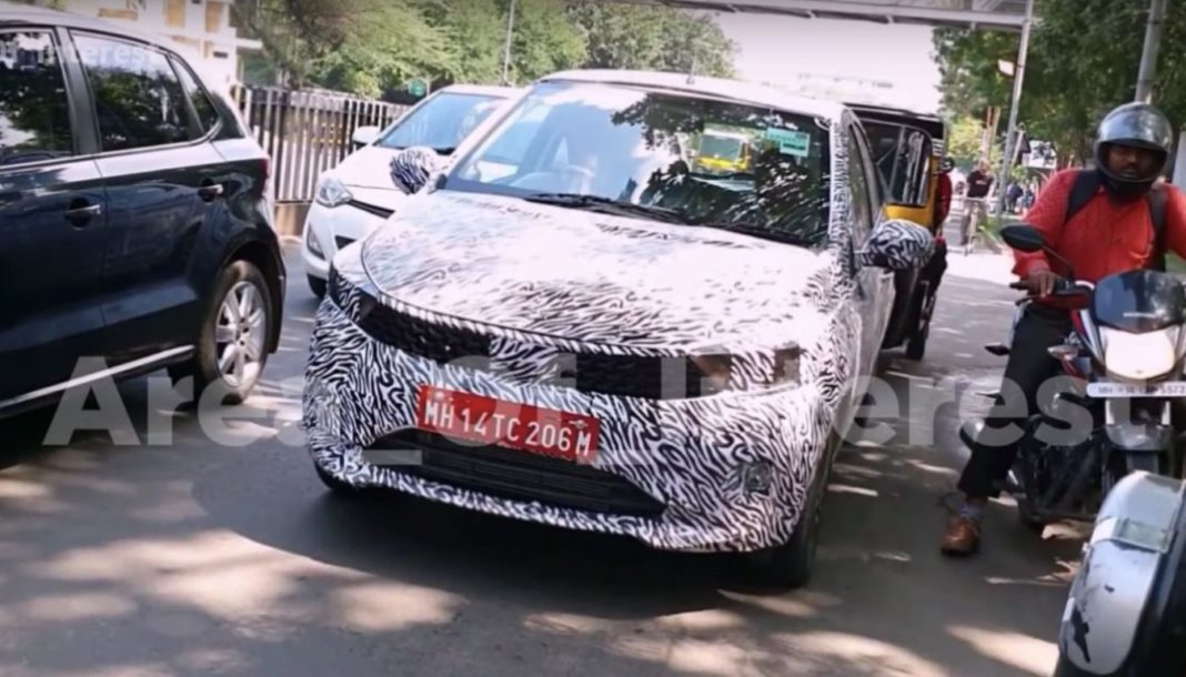 2020 Tata Tiago Facelift 1