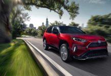 2020 Toyota RAV4 Prime PHEV 1