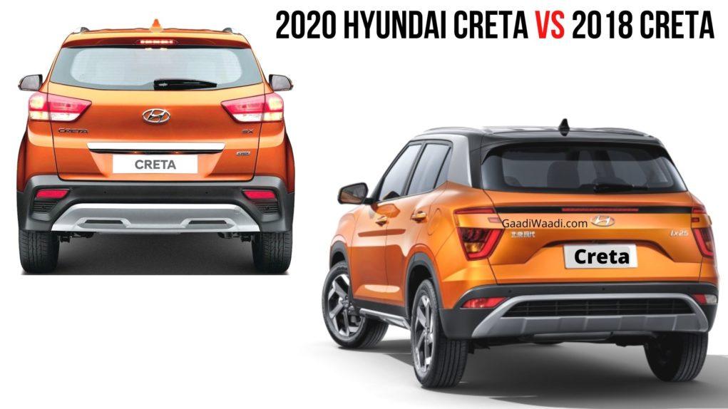 2020 creta vs old creta