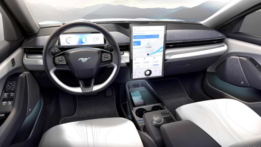 2020-ford-mustang-mach-e-electric-suv-interior