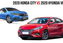 2020 honda city vs 2020 Hyundai verna (4)
