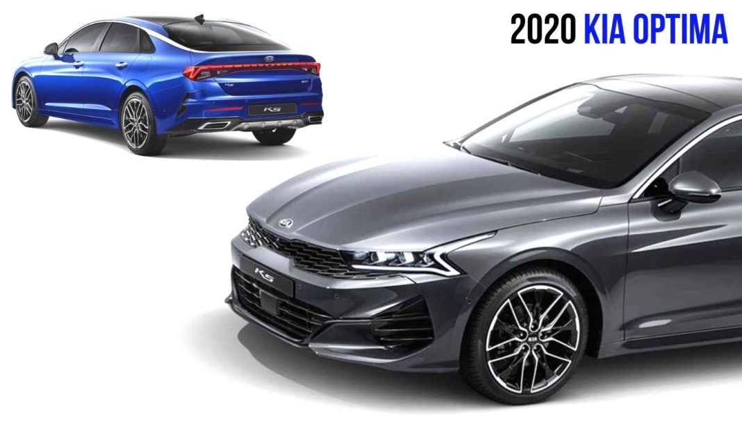 2020 kia optima