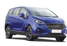 Ford Could Develop Marazzo-Based Premium MPV