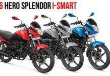 Hero Splendor I-Smart BS62