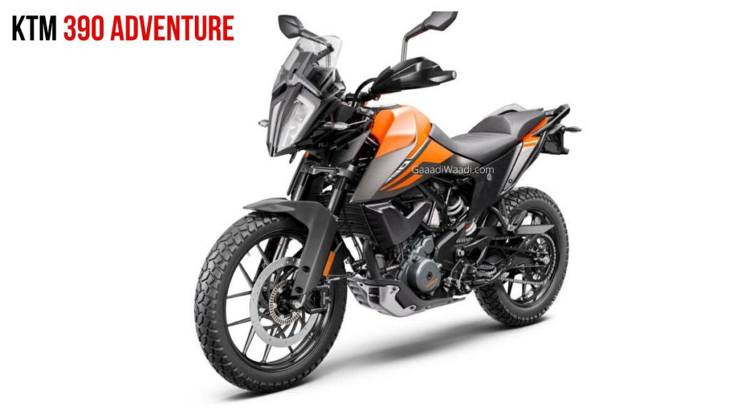 KTM 390 Adventure Unveiled; India launch, Price, Specs 1