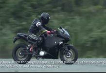 Kawasaki Electric Motorcycle Concept1