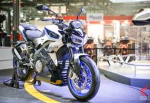 Kymco Revonex Electric Sports Bike-2