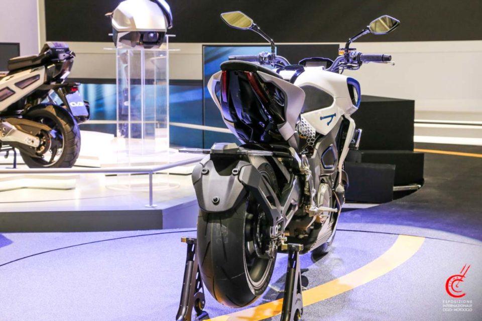 Kymco Revonex Electric Sports Bike-4