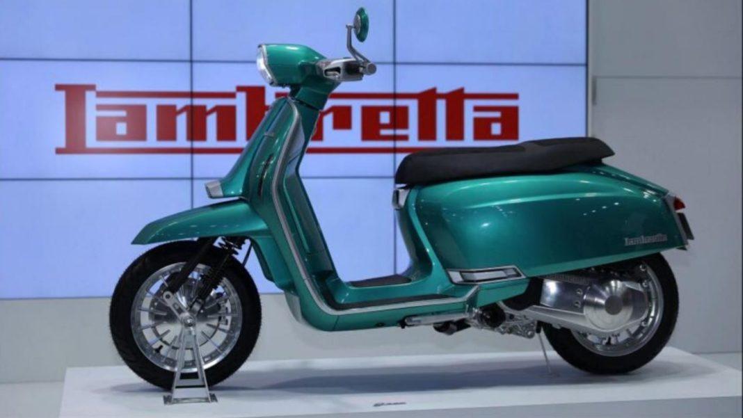 Lambretta G-Special Electric Scooter6