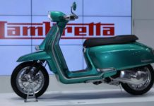 Lambretta G-Special Electric Scooter6